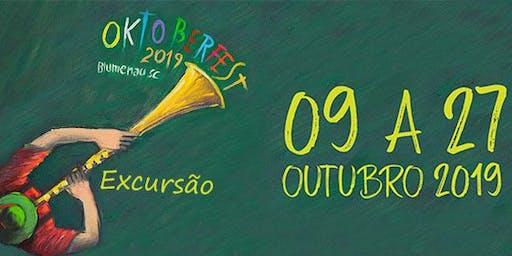 Oktoberfest Blumenau - Excursão de Florianópolis