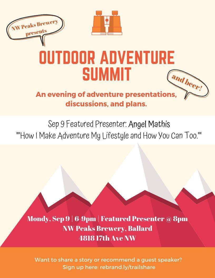 Outdoor Adventure Summit feat. Angel Mathis