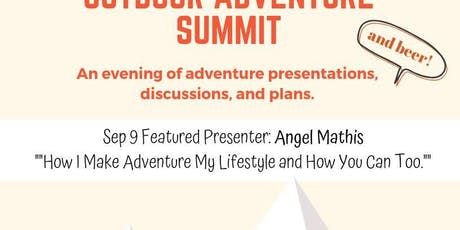Outdoor Adventure Summit feat. Angel Mathis tickets