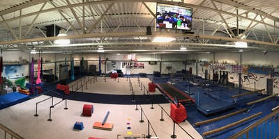 Kid's Black Friday Gym Party