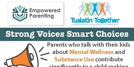 Strong Voices - Smart Choices Session 1