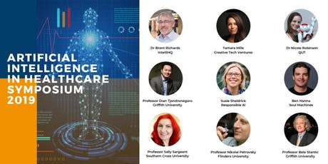 Artificial Intelligence in Healthcare 2019 tickets