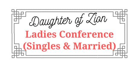Ladies Conference 2019 tickets