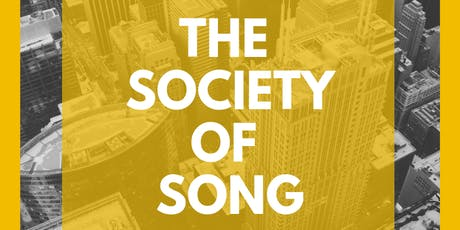 The Society of Song: HOT OFF THE PRESS! tickets