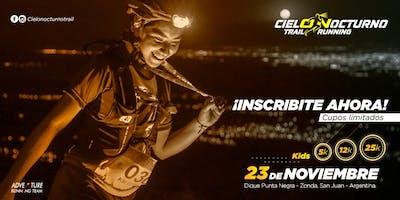 CIELO NOCTURNO TRAIL - 3° EDICION - ***** NEGRA