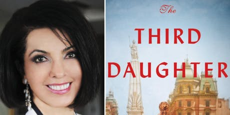 Book Launch: The Third Daughter with Talia Carner tickets