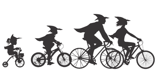 Daphne's Witches, Warlocks & Wizards Ride