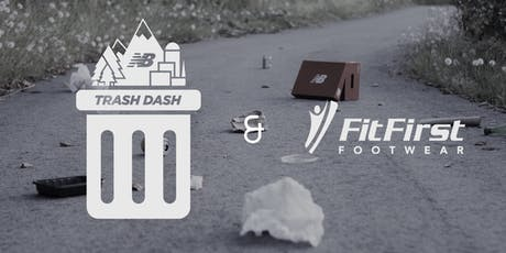FitFirst x New Balance - Trash Dash tickets