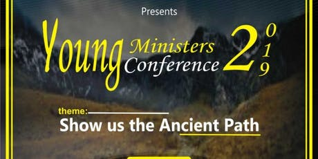 Lagos Conference for Young Ministers of God tickets