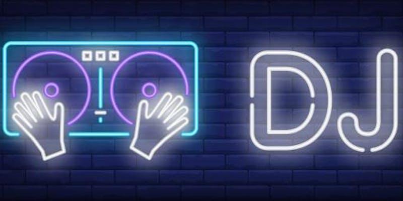DJ light graphics