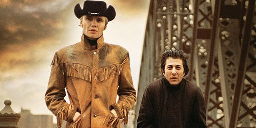 Midnight Cowboy (Film, Fiction & Food)