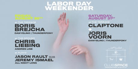Labor Day Weekender Pass tickets
