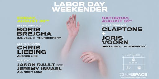 Labor Day Weekender Pass