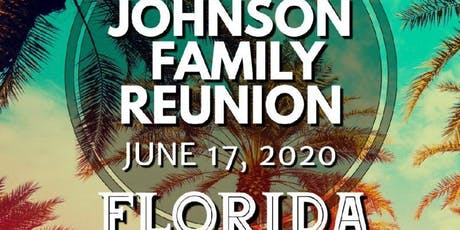 Johnson's Family Reunion 2020 tickets