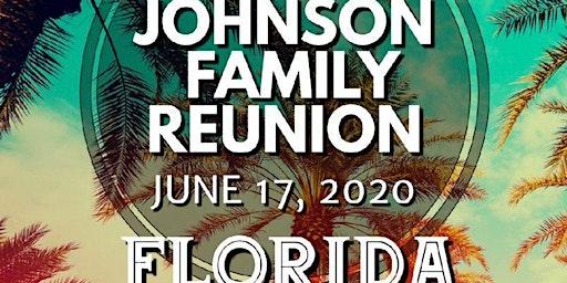 Johnson's Family Reunion 2020