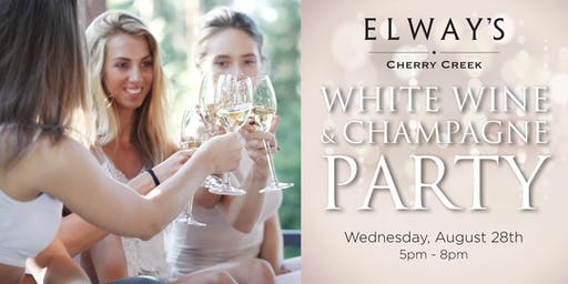 White Wine & Champagne Party