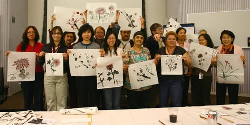 Mid Autumn Festival: Painting with Pauline Tsui