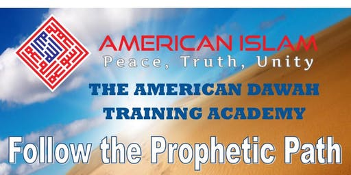 The American Dawah Training Academy Fall 2019