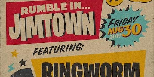 Ringworm live in concert!