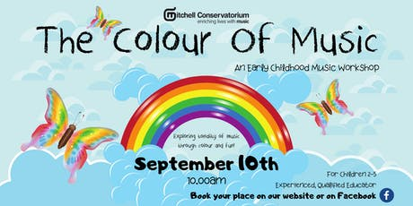 The Colour Of Music tickets