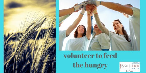Volunteer to Sort Food as a Family