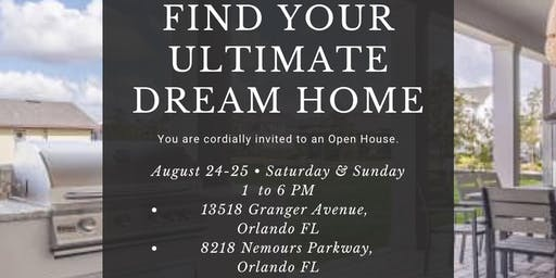 Find Your Ultimate Dream Home