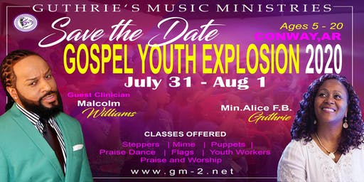 Gospel Youth Explosion 2020