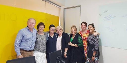 FIRE UP Coaching Graduation 2019 - Queensland