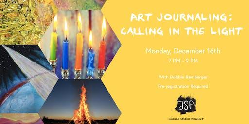 Art Journaling: Calling in the Light