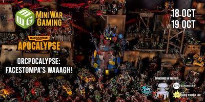 Orcpocalypse Massive Apocalypse Battle