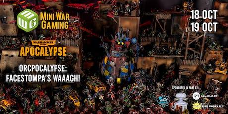 Orcpocalypse Massive Apocalypse Battle tickets