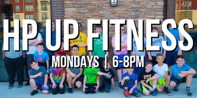 Monday HP Up Fitness Class