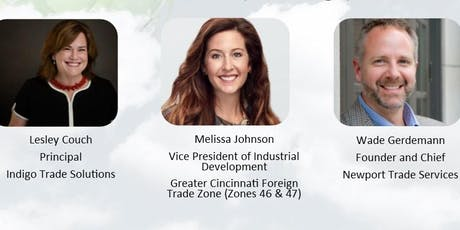 Foreign Trade Zones: Expanding your knowledge, Expanding your success! tickets