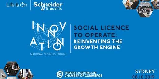 Sydney | 2019 Schneider Electric Business Forum - Tuesday 8 October