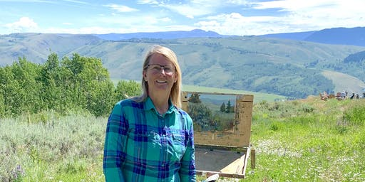 Plein Air Paint Along with Susan Rose-2019  Crane Festival