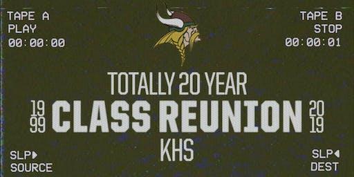 KHS Class of 1999 - 20 Year Reunion
