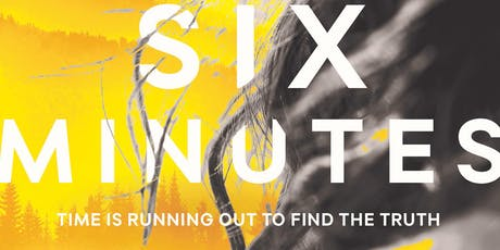 "Author Talk: Petronella McGovern ""Six Minutes"" (Adults 16+) (Gungahlin Library) tickets"