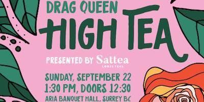 Drag Queen High Tea