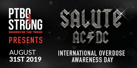 PTBOStrong presents SALUTE AC/DC tickets