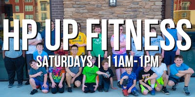 Saturday HP UP Fitness