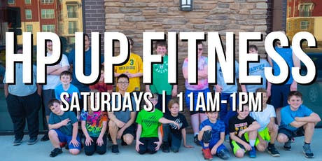 Saturday HP UP Fitness tickets