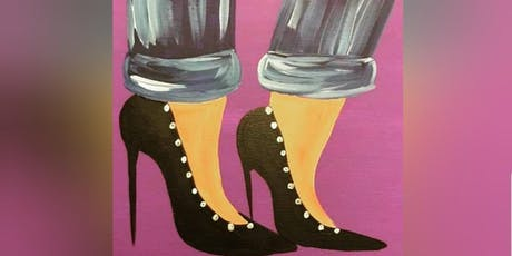 Little Picasso Events presents Ladies Night Sip & Paint tickets