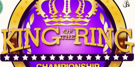 King Of the Ring Tournament tickets