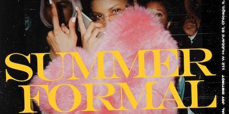 The Summer Formal tickets