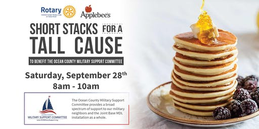 Breakfast to Benefit: Ocean County Military Support Committee