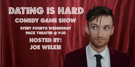 Dating Is Hard Comedy Game Show tickets