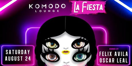 La FIesta at KOMODO Saturday ILLUMINATE Edition  tickets