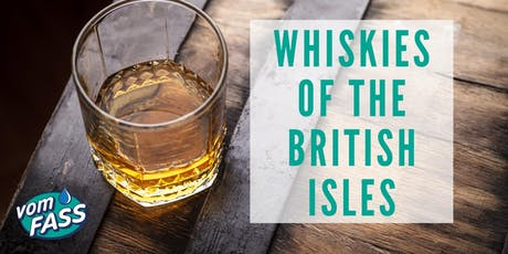 Whiskies of the British Isles tickets