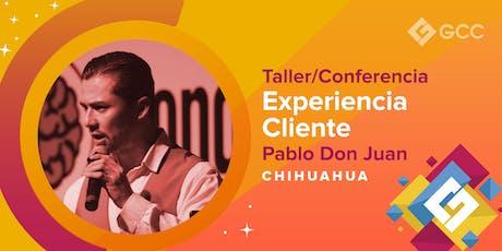 "Taller ""Experiencia de Cliente."" - TEC II CHIHUAHUA entradas"