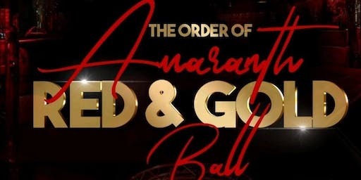 Red & Gold Ball